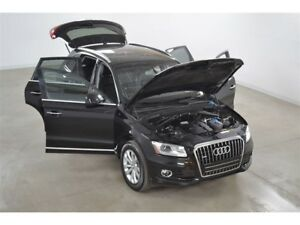 2015 Audi Q5 Progressiv*Push to start*Cuir*Mags*