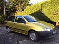 1994 Fiat Punto 1.1 SX Stunning condition and extreme low miles.
