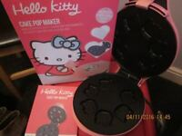 Hello Kitty Pop Cake Maker