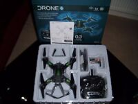 STUNT DRONE with Camera, only flew a few times, still like new in box...