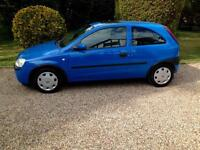Corsa automatic very low miles