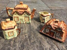 Antique Kensington Cottage Ware Set