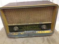 Pye Continental Vintage VHS Valve Radio