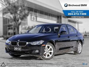 2013 BMW 3 Series 328i xDrive Premium Package! Sunroof!