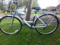 """Giant 16"""" Ladies Town Bike - Excellent condition"""