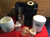 Tommee tippe prep machine + extras
