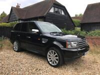 Range Rover Sport 2.7 TdV6 2008