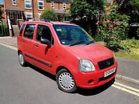 2004/04 REG SUZUKI WAGON R+ 1.3 GL ** LOVELY CAR ** £675