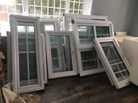 12 UPVC double glazed Georgian Windows brand new Bargin Newcastle