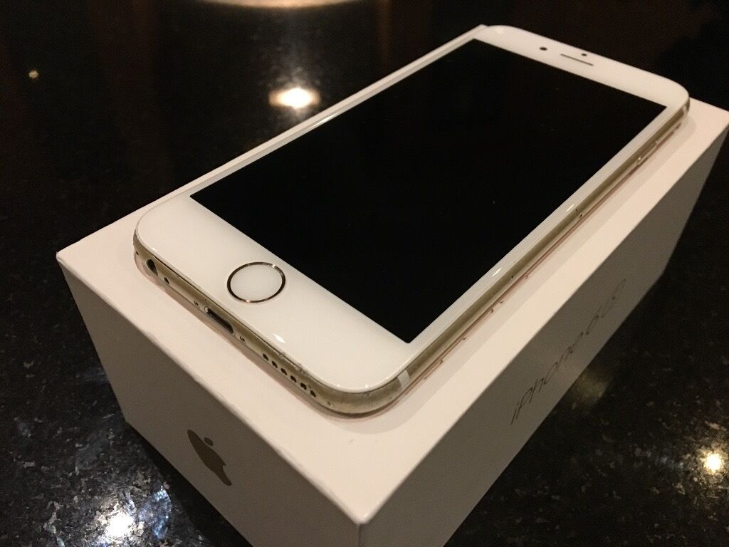 Apple iPhone 664GBGoldin Watford, HertfordshireGumtree - Apple iPhone 6 64 GB Gold 64GB memory. Still under warranty. Includes Box, ear buds and charger. Includes proof of purchase from apple that you will need for any phone insurance claim. Open to all networks. £225 or nearest offer. Collection Watford....