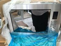 Hotpoint intergrated microwave