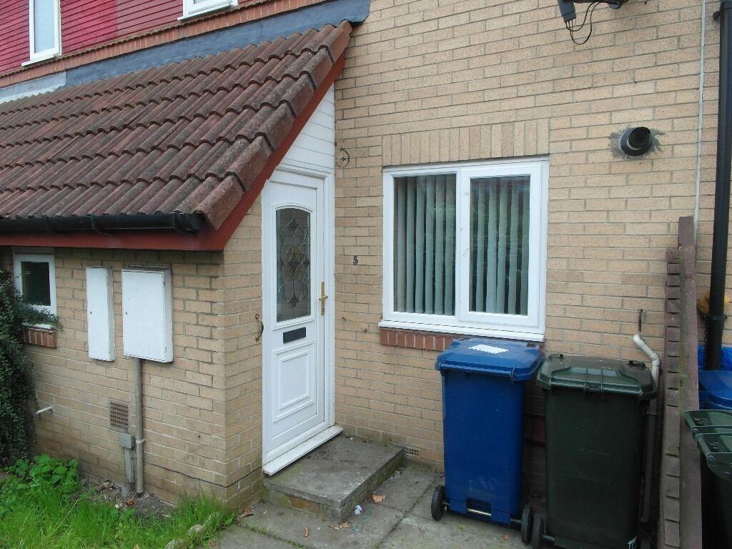 Byker,Newcastle. Stunning 2 Bed House. Garden. Patio doors. No Bond!DSS Welcome!