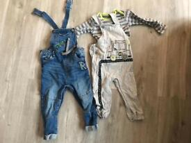 Dungarees 18-24 months