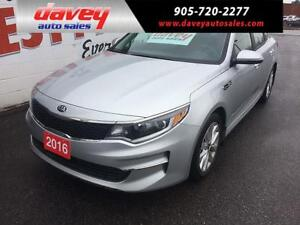 2016 Kia Optima LX HEATED SEATS, BACK UP CAMERA, BLUETOOTH