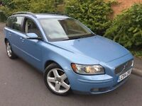Volvo V50 SE 2.0D (E4) 136BHP Full Service History Timing-belt Changed Recently
