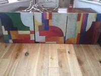 3 x wall canvas