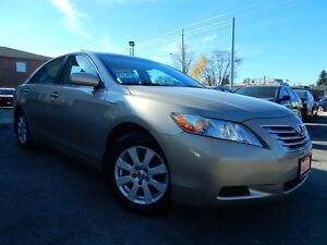 2009 Toyota Camry HYBRID | NAVIGATION | LEATHER.ROOF