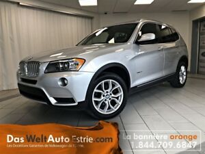 2011 BMW X3 xDrive28i, Cuir, Automatique