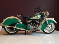 1/6 scale Indian motorcycle