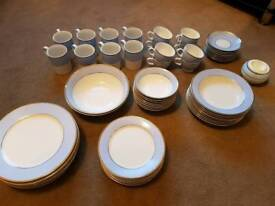 Doulton Dinner Service 8 Settings PRICE LOWERED