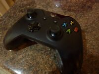 Xbox One Wireless Controller, (spares or repair) Model No. 1537