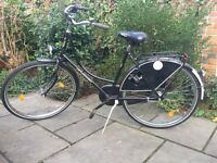 Authentic Dutch style bicycle
