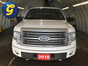 2010 Ford F-150 PLATINUM*SUPERCREW*NAVIGATION*SUNROOF*LEATHER*BA Kitchener / Waterloo Kitchener Area image 5