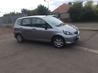 2006 HONDA JAZZ 1.2 PETROL-- ONLY DONE 44K-- ONE OWNER FROM NEW-- FULL YEAR MOT + 3 MONTHS WARRANTY