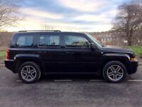 2010 Jeep Patriot Sport 2.0 crd 6 speed 4 x 4 # 2 owners from new # FSH
