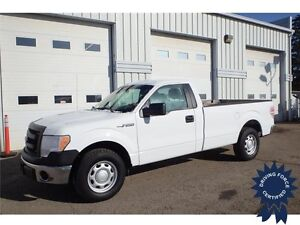 2013 Ford F-150 XL Regular Cab Rear Wheel Drive - 35,541 KMs