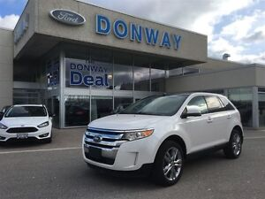2013 Ford Edge Limited.. ALL WHEEL DRIVE.. ONE OWNER