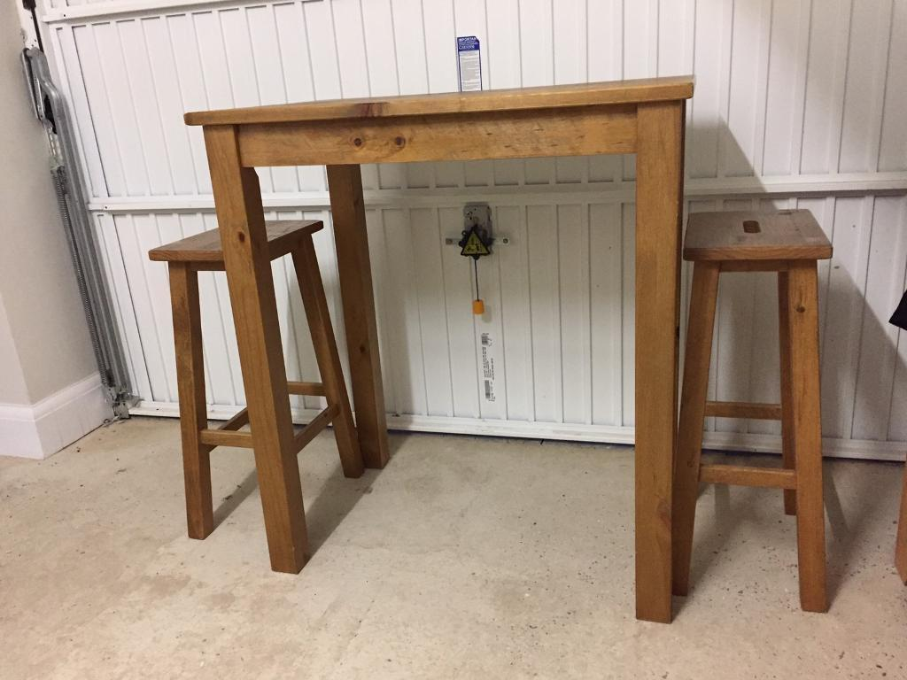 Next Hartford Solid Wood Breakfast Bar Table And 2 Stools. Extension Dining Table Seats 12. Art Van Kitchen Tables. Centerpieces For Dining Tables. Refrigerator Freezer Drawer. Matching Floor And Table Lamps. Game Table. Stationary Massage Table. Desk For Two Persons
