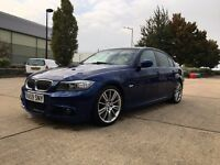BMW E90 335i M-Sport Saloon Manual Left Hand Drive LHD