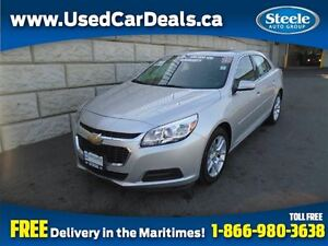 2016 Chevrolet Malibu LT Sunroof Fully Equipped Alloys