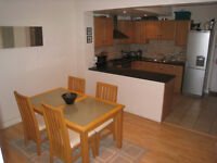 Fully furnished large double bedroom to rent in 3 bed Victorian terrace, 5 min walk to town centre.