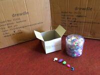 Job Lot Bundle Of Seahorse Novelty Erasers By Drewdle