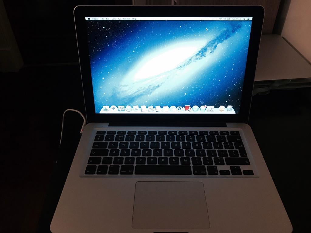 Macbook Pro 13 inchin New Town, EdinburghGumtree - Macbook Pro, 13 inch, Mid 2012 versionProcessor 2.5 GHz Intel Core i5Memory 4 GB 1600 MHz DDR3Graphics Intel HD Graphics 4000 512 MBAGood condition, no scratches hard drive replaced a year ago.Charger included