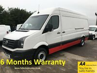 Volkswagen Crafter 2.0 TDI 136PS H/R 2.0
