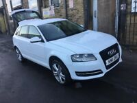 2011 AUDI A3 TDI 1.6 AUTO DSG £30 ROAD TAX - 5 Door - Full Service History - S LINE LEATHER & ALLOYS