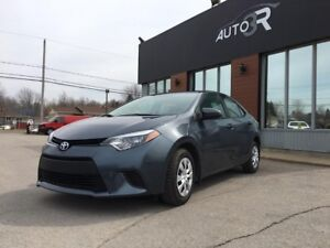 2014 Toyota Corolla CE !! CLIMATISATION !! VITRES ELECTRIQUES !!