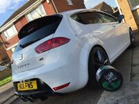 For sale ! 2011 Seat Leon cupra R 2l turbo 265bhp