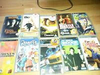 psp with charger 23 games and movies