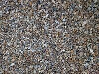 FREE garden stones to be collected. 35m2 (roughly)