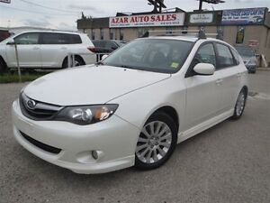 2010 Subaru Impreza 2.5 i Limited Package,5 Speed,Sunroof,AWD