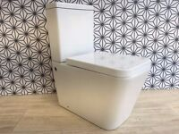 TOILET (SQUARE DUAL FLUSH SOFTCLOSE SEAT)BOXED BRAND NEW