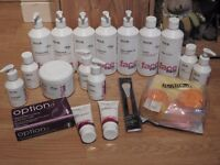 Joblot Bundle Of Strictly Professional Face Care Health & Beauty Products New