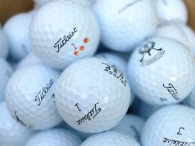 25 Titleist Pro V1 & Pro V1x, Golf balls