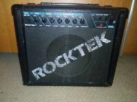 Rocktek Rk20 Electric Guitar Amp