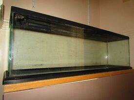 4ft Rio Aquarium - Fish / Reptile tank