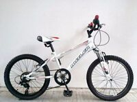 "(2593) 20"" 11"" CLAUD BUTLER TORMENT BOYS GIRLS KIDS CHILD BIKE BICYCLE; Age: 6-9; Height: 120-135 cm"
